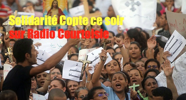 Solidarité Copte France-Europe sur Radio Courtoisie