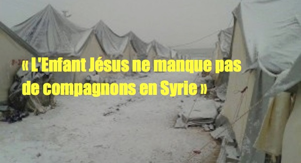 Syrie : le poignant message de Noël de l'archevêque maronite de Damas