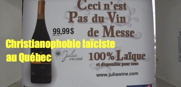 Québec: le laïcisme frappe encore Vin-de-Messe-Une-620x300