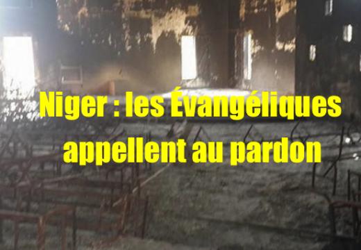 Niger : communiqué de l'Alliance des missions et Églises évangéliques