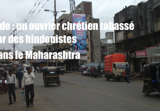 Mumbai : un ouvrier chrétien passé à tabac par des hindouistes