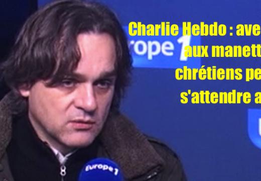 """Prochain """"Charlie Hebdo"""" : on sait ce qu'il n'y aura pas, on se doute de ce qu'on y trouvera…"""