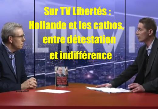 Hollande et les catholiques : entre détestation et indifférence