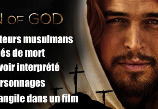 Des acteurs musulmans marocains menacés de mort pour avoir interprété des personnages de l'Évangile…