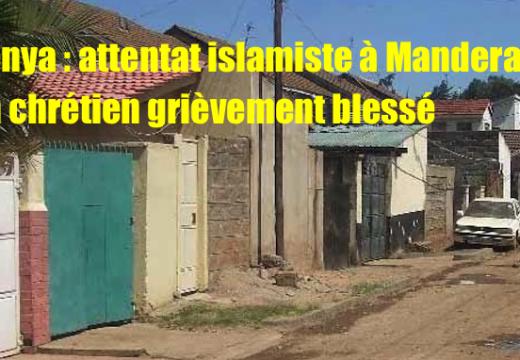Kenya : attentat à la grenade dans le nord, un chrétien blessé
