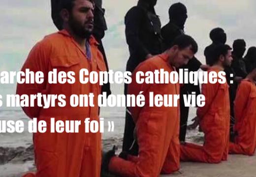 Égypte : le patriarche copte catholique présente ses condoléances aux familles des « martyrs »