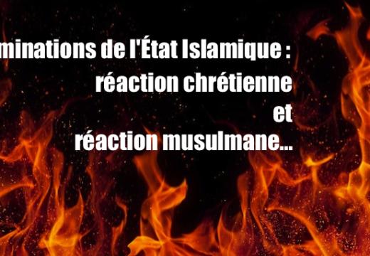 Abominations de l'État Islamique : la réaction chrétienne et celle d'Al Azhar
