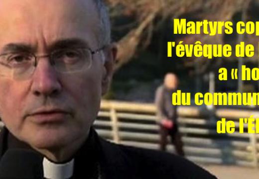 Évêque de Blois : le communiqué de l'Élysée est honteux !