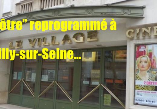 """Projection-débat de """"L'Apôtre"""" reprogrammée à Neuilly-sur-Seine…"""