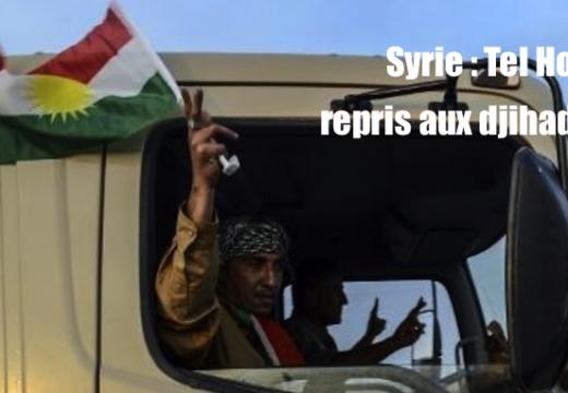 Syrie : Tel Hormuz repris aux djihadistes, les chrétiens remontent la Croix de leur église
