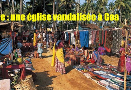 Inde : encore un acte de violence contre une église chrétienne
