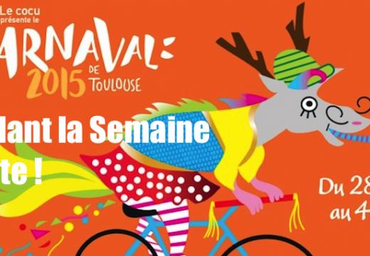Provocation : le Carnaval de Toulouse pendant la Semaine Sainte !