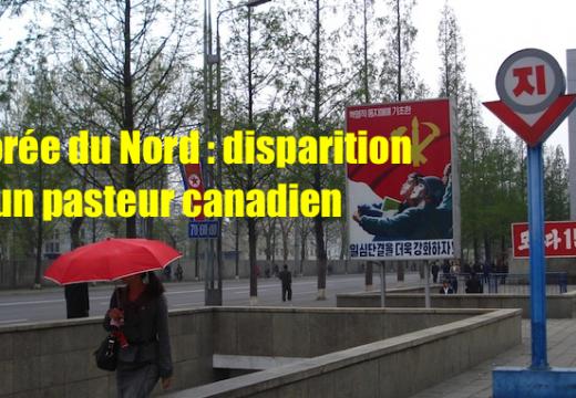 Corée du Nord : un pasteur presbytérien disparaît…