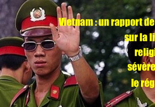 Vietnam : un rapport de l'ONU sévère sur la liberté religieuse