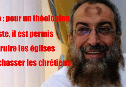 Égypte : « Il est permis de détruire les églises », rappelle un théologien salafiste