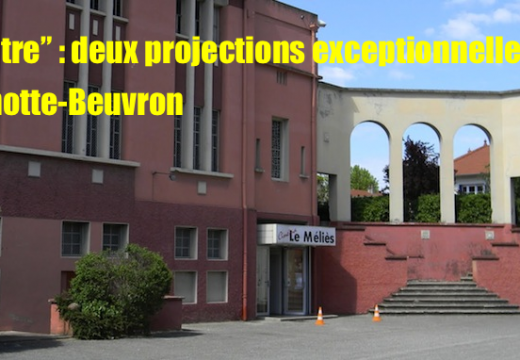 """""""L'Apôtre"""" : deux projections à Lamotte-Beuvron"""