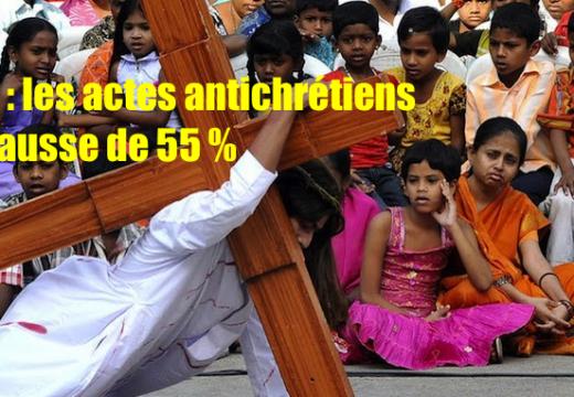 Inde : la christianophobie en hausse sensible