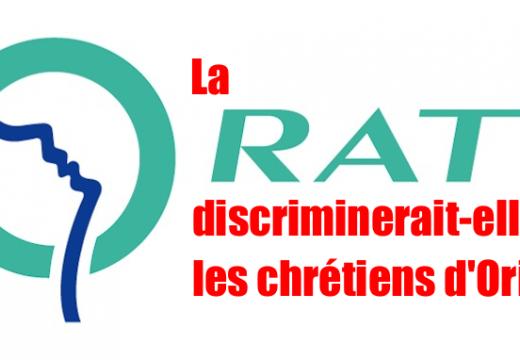 La RATP contre les chrétiens d'Orient ?