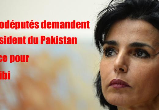 Rachida Dati et 67 eurodéputés demandent la grâce pour Asia Bibi