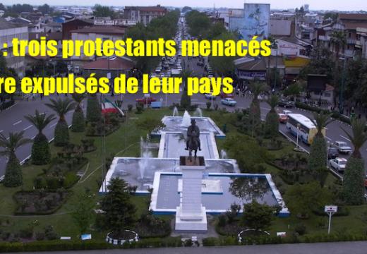 """Iran : des chrétiens """"priés"""" de quitter le pays"""