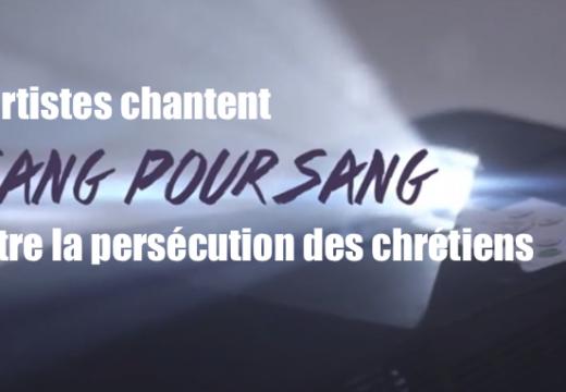 """""""Sang pour sang"""" : une chanson puissante pour nos frères persécutés…"""