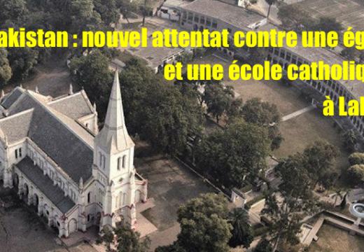 Pakistan : coups de feu contre une église et une école catholiques à Lahore