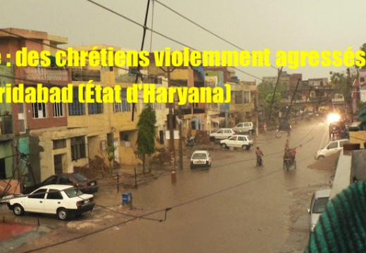Inde : violences contre des chrétiens lors d'obsèques en Haryana