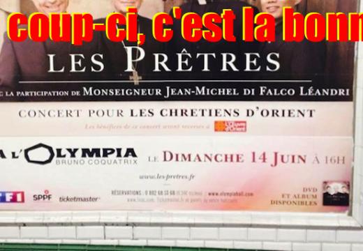 Affiche RATP : ce coup-ci, c'est la bonne !