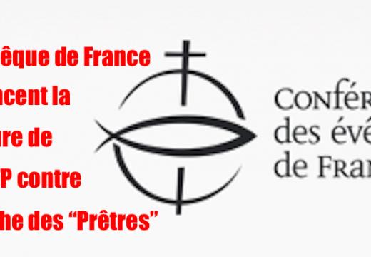 Affaire de l'affiche : les évêques de France protestent à leur tour