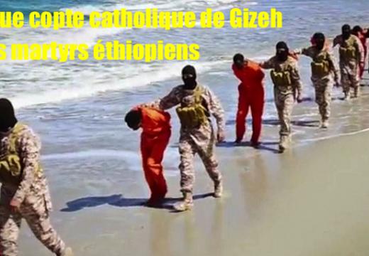 L'évêque copte catholique de Gizeh sur les martyrs chrétiens éthiopiens