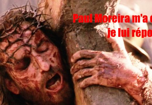 Ma réponse à Paul Moreira…