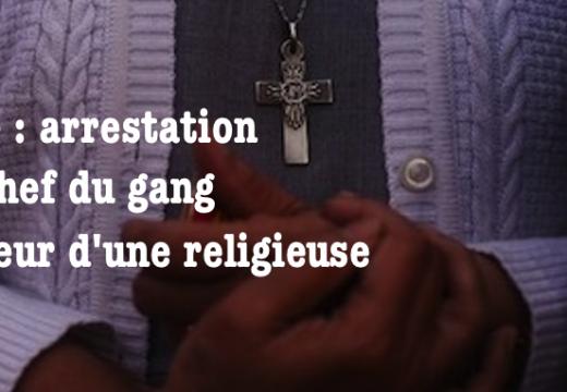 Inde : le chef du gang de violeurs d'une religieuse, arrêté