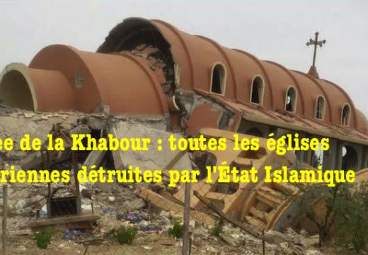 Syrie : villages chrétiens libérés mais détruits ou pillés