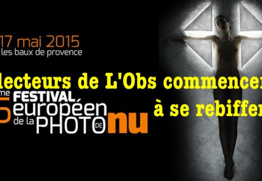 Provocation du Festival d'Arles : un de nos lecteurs réagit !