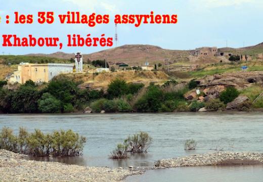 Syrie : tous les villages chrétiens ont été libérés
