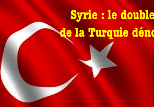 La CHREDO dénonce le double jeu de la Turquie