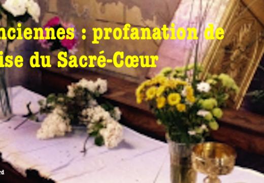 Nord : grave profanation dans une église de Valenciennes
