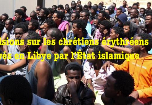Libye : précisions sur l'enlèvement des chrétiens érythréens
