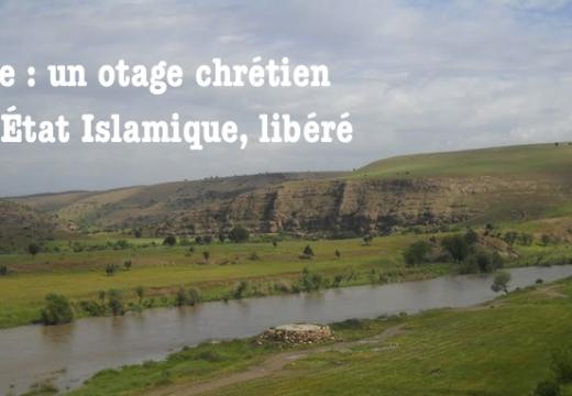 Syrie : l'État islamique libère un otage chrétien