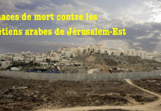 L'État Islamique menace de mort les chrétiens arabes de Jérusalem-Est