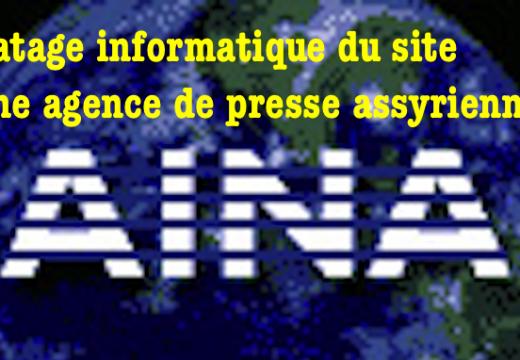 Un site assyrien d'informations bloqué par une attaque de pirates informatiques