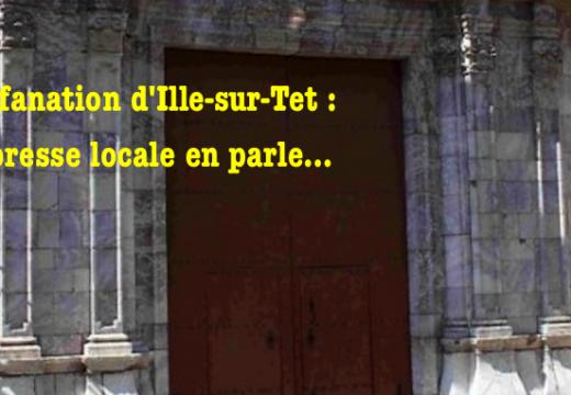 Ille-sur-Tet : une « profanation inacceptable » pour l'évêque