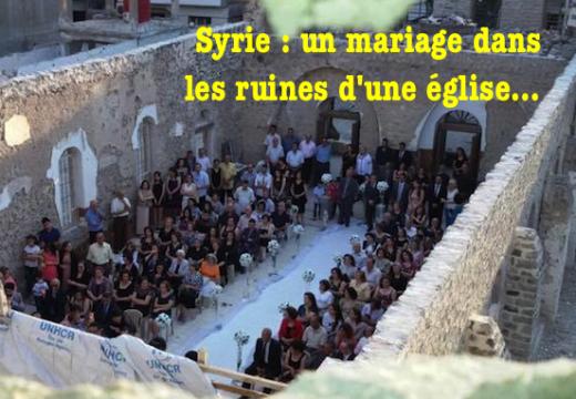 Syrie : des photos incroyables prises à Homs