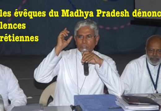 Inde : les évêques du Madhya Pradesh dénoncent les violences antichrétiennes