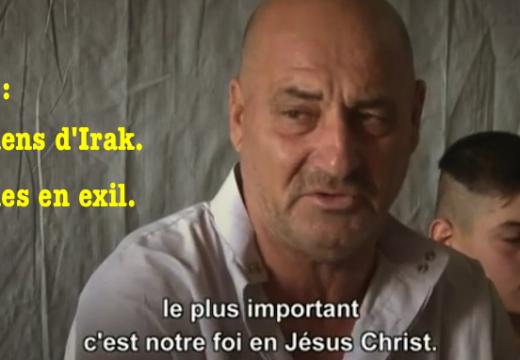 Reportage : L'exil intérieur des chrétiens d'Irak