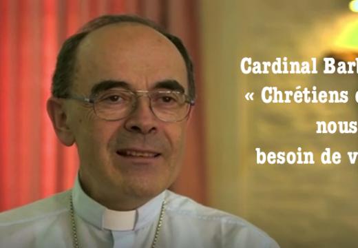 Cardinal Barbarin : « Chrétiens d'Irak, nous avons besoin de vous ! »