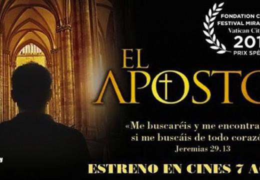 Espagne : L'Apôtre sort aujourd'hui dans cinq salles