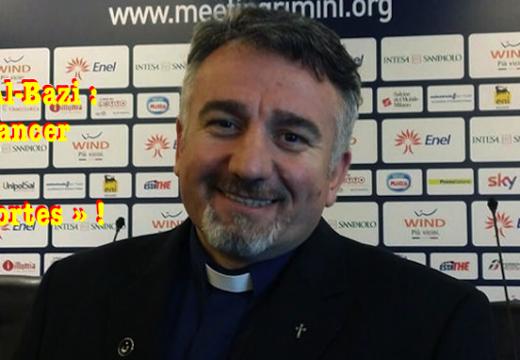 Un prêtre chaldéen nous avertit : « Le cancer est à vos portes »