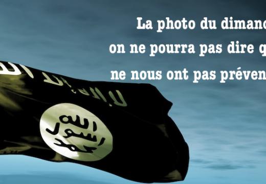 L'État Islamique prévient les Français…