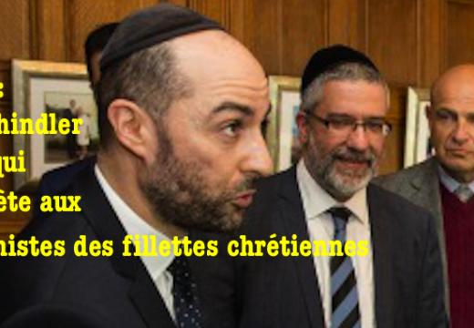 Irak : le Schindler juif qui sauve des fillettes chrétiennes